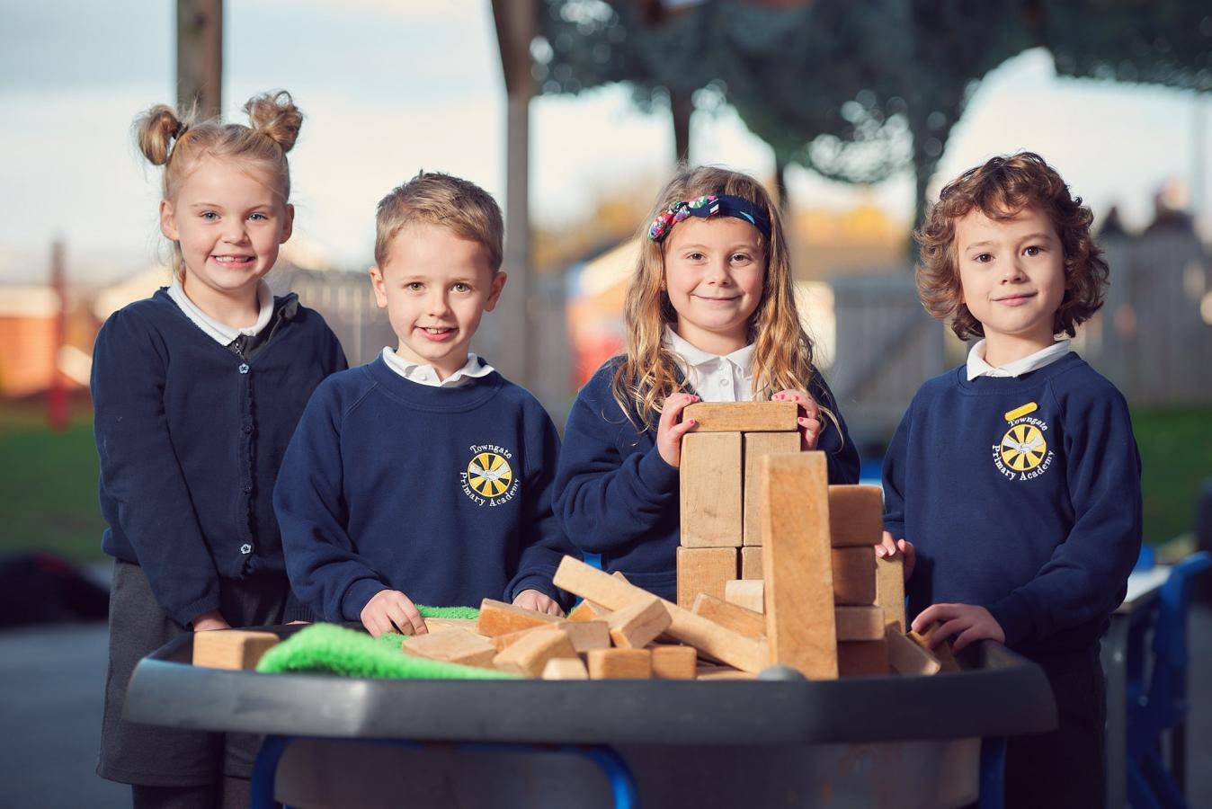 Towngate pupils